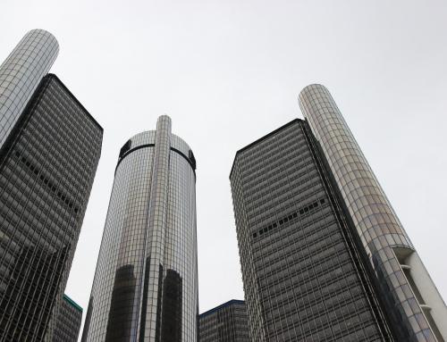 General Motors blickt auf das neue Jahr