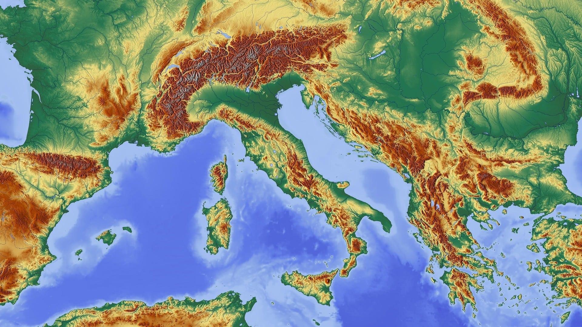 Rückzug aus Italien