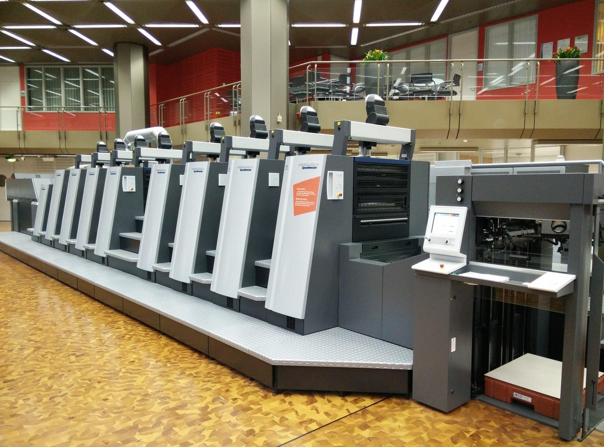 Heidelberger Druckmaschinen reduziert Anleihe