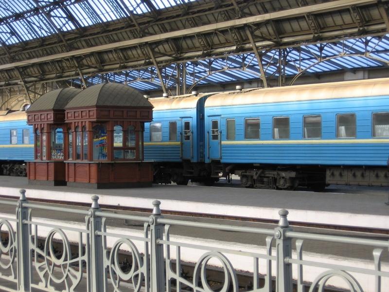 Ukrainian Railways: Monopolist mit interessanter Struktur