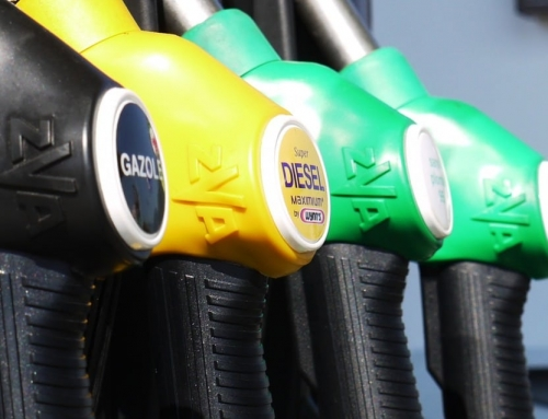 Absicherung mit Diesel