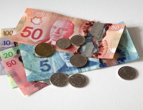 Ein Blick auf den Kanada-Dollar