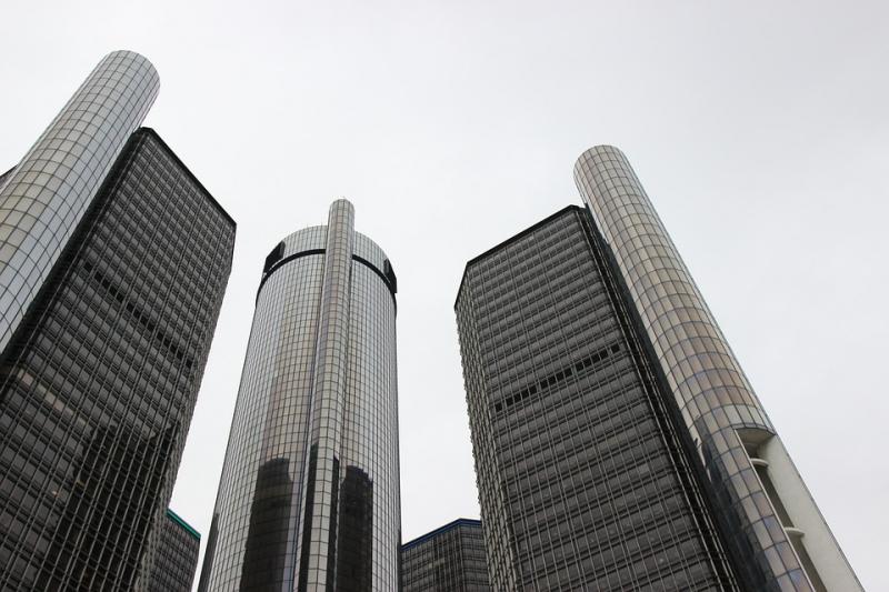 General Motors: Kahlschlag