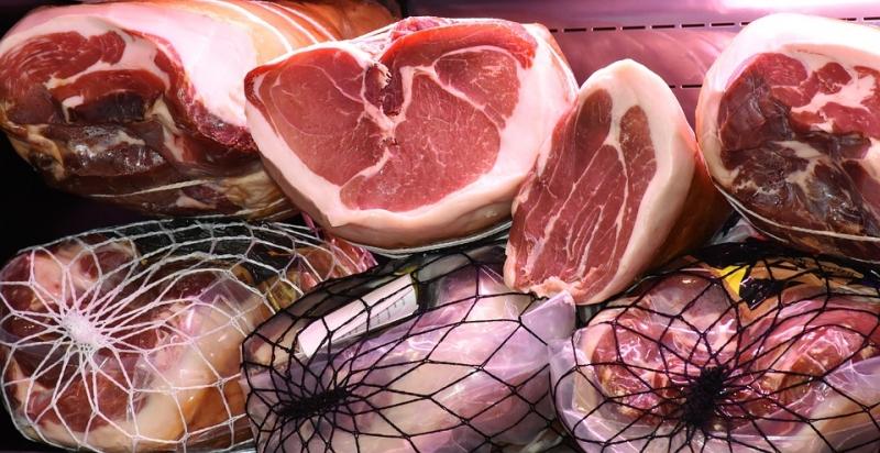 Kalender-Spread auf Schweinefleisch