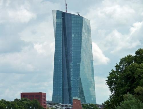 Bekommt die Europäische Zentralbank ein Problem?