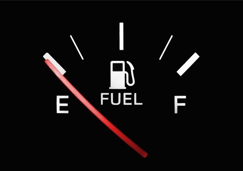 Benzin: In die Gegenrichtung