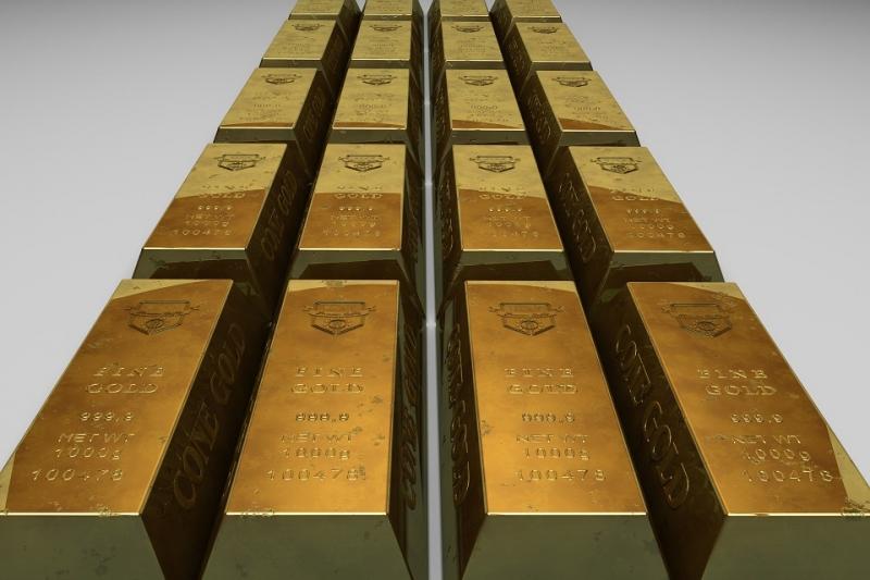 Gold: Konsolidierungswelle läuft
