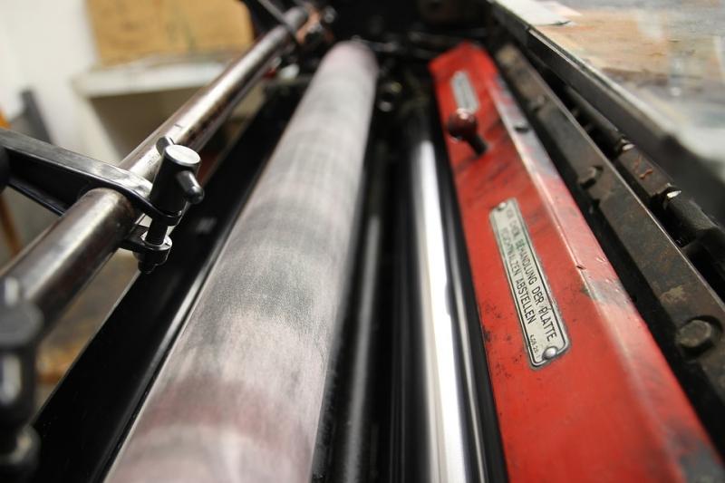 Heidelberger Druckmaschinen: Die Chinesen sind da