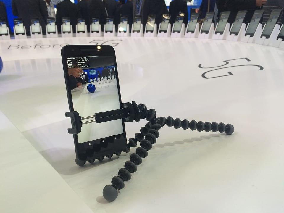 5G bleibt ein Megatrend