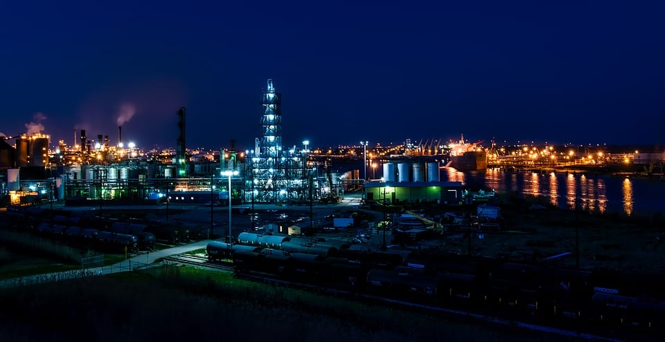 Ölkonzerne bringen sich in Stellung