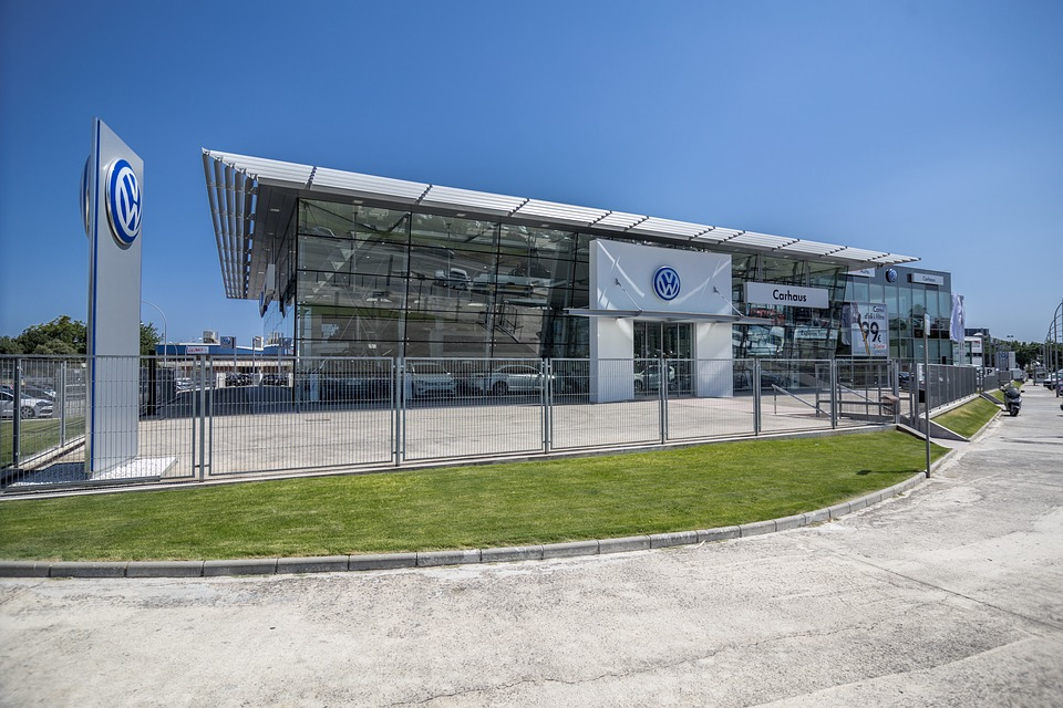 Volkswagen über den Erwartungen
