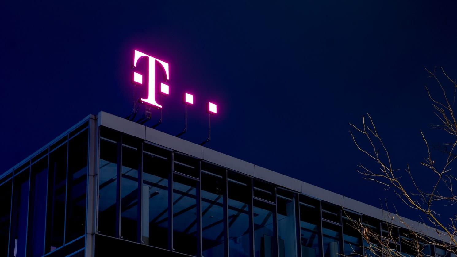 Deutsche Telekom: Auf der Glückswelle