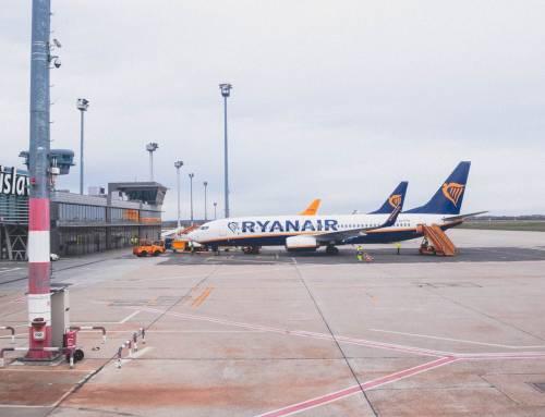 Ryanair sattelt drauf