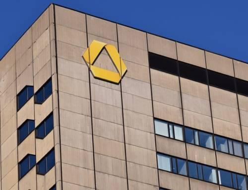 Commerzbank wieder in den Miesen