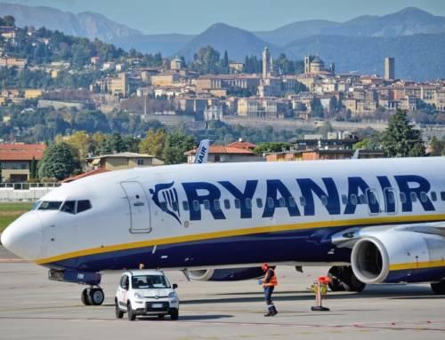 Ryanair: Langsame Erholung