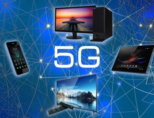 Mobilfunkausrüster: 5G bleibt Hauptthema
