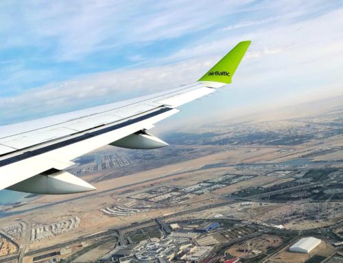AirBaltic: Noch lahme Flügel